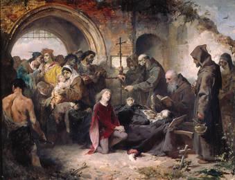 Las honras f nebres en las antiguas cofrad as y for Enrique cuarto de castilla